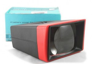Photax Solar slide-viewer