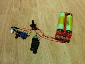Battery bits